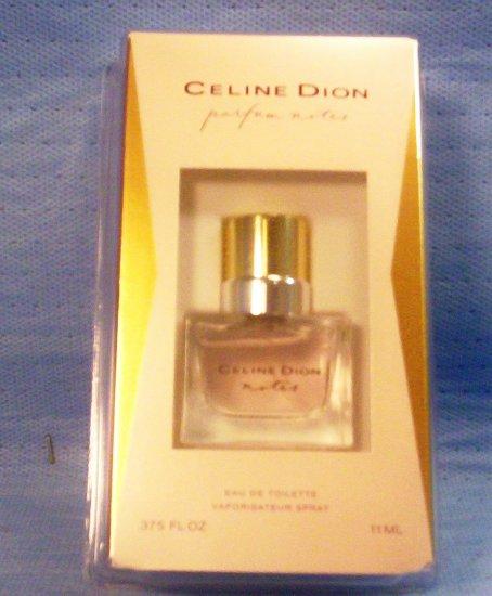 Celine Dion Parfum Notes, .375 fl oz. Item # 05-001005060023