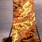 Oscar dela Renta Silk Tie,  Item # 10-001005060002