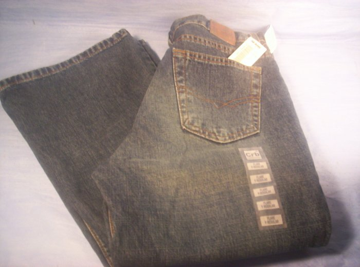 New Ladies Canyon River Blues Dark Stone Wash Jeans, Item # 05-001012060024