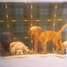 Beautiful Piece of Lab Puppy Fabric, Item # 02-001001060020