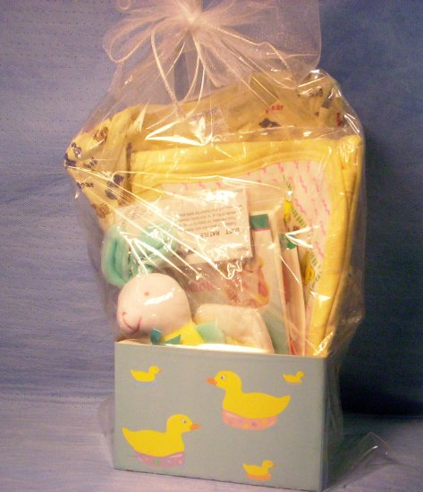Baby Gift Basket, Item # 01-001014060002