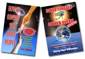 How to Contact the Space People & Other Tongues, Other Flesh