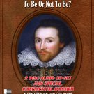 SHAKESPEARE&#39;S CONFIDENTIAL DOSSIER: TO BE OR NOT TO BE?