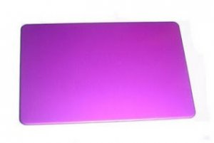 Tesla Purple Energy Small Plate