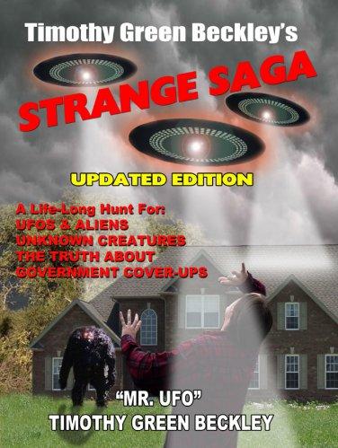 Timothy Green Beckley's Strange Saga