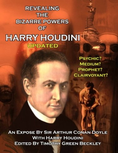 Two Book Houdini Special!