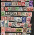 LOT OF AUSTRALIA  CLASSIC USED STAMPS