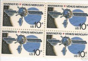 US Stamp #1557 - Mariner 10 - Venus - Mint Stamp
