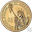 US 1$-D  John Adams Presidential Series 2007 UNC