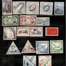 Lot of Misc MONACO Stamps MNH ~ old issues~