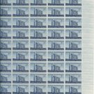 US#1074 CENTENNIAL OF BOOKER T. WASHINGTON SHEET 50 MNH