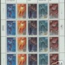 US#2807-11 1994 Winter Olympics MNH Sheet