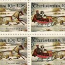 US #1561 Christmas Currier and Ives  US Mint Stamps