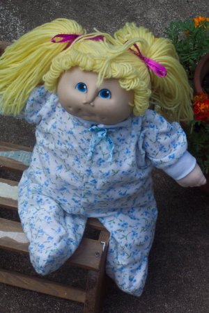 cabbage patch outfit