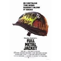 Full Metal Jacket 27x40 Movie Poster