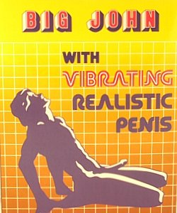 BIG JOHN DOLL