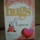 HUGS FOR WOMEN and HUGS FOR FRIENDS BOOK SET - BRAND NEW - SEALED!