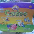 CADOO FUN BOARD GAME FOR KIDS - TRAVEL EDITION IN METAL SNAP-CLOSE TIN by CRANIUM - BRAND NEW!