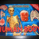 HUMAN BODY: AN INTERACTIVE GUIDE TO YOUR BODY DK ACTION PACK by DK PUBLISHING - BRAND NEW!
