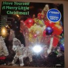 HAVE YOURSELF A MERRY LITTLE CHRISTMAS ALBUM (VINYL LP) - BRAND NEW STILL IN SHRINKWRAP!