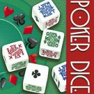 POKER DICE - MINI LIFESTYLE KIT by KUDOS/TOP THAT! PUBLISHING - NEW!