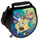 SPONGEBOB SQUAREPANTS 24 Ct. CD Jam Player Case: Black by Motion Systems Inc. - NEW!
