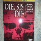 DIE SISTER, DIE! DVD (1978) STARRING: JACK GING, EDITH ATWATER - BRAND NEW!