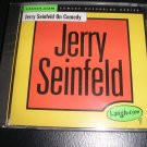 JERRY SEINFELD ON COMEDY CD - LAUGH.COM - NEW!
