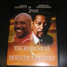 THE RIVER NIGER/MALCOLM X:THE DEATH OF A PROPHET DVD Starring: Morgan Freeman,Yolanda King!