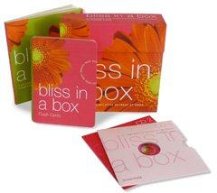 BLISS IN A BOX - A WEEKEND CONTEMPLATIVE RETREAT AT HOME by Susan Piver - BRAND NEW!