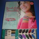 KLUTZ BEAD LOOM BRACELET KIT/BOOK - LEARN & MAKE 7 BRACELETS - BRAND NEW