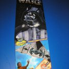 "STAR WARS 42"" DARTH VADER IMPERIAL TIE FIGHTER SUPER FLYER 300 SERIES KITE - BRAND NEW"