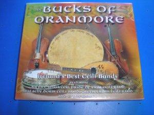 THE BUCKS OF ORANMORE IRELAND'S BEST CEILI BANDS CD - BRAND NEW