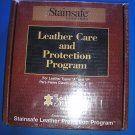 "LEATHER CARE AND PROTECTION KIT FOR TYPES ""A"" AND ""P"" LEATHER by LEATHERMASTER OF ITALY - BRAND NEW!"