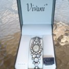 VIVANI LADIES WRIST WATCH - STUDDING - BRAND NEW!