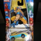 MARVEL HEROES 2006 1:64 Scale WOLVERINE DIE CAST CAR MGA Entertainment-W500 by Marvel - BRAND NEW!