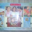 AMERICAN GIRL ~ CARDS & NOTES TO SEND TO FRIENDS SET~ OVER 80 PIECES - BRAND NEW!