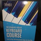 THE READER'S DIGEST KEYBOARD COURSE: LEARN TO PLAY 100 UNFORGETTABLE SONGS THE EASY WAY - NEW!