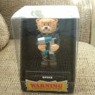 "BAD TASTE BEARS ""SPIKE"" FIGURINE by PIRANHA STUDIOS, LTD. - BRAND NEW!"