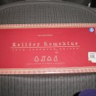 WILLIAMS SONOMA HOLIDAY BAKING RAMEKINS - SET OF 4 - BELL/STOCKING/TREE/SNOWMAN - BRAND NEW IN BOX!