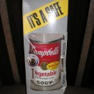 CAMPBELL'S VEGETABLE SOUP DIVERSION CAN SAFE - BRAND NEW!