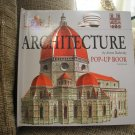 "ARCHITECTURE ""POP-UP INTERACTIVE MUSEUM EXHIBIT"" BOOK by ANTON RADEVSKY - BRAND NEW!"