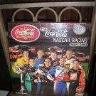 COCA-COLA NASCAR RACING BOARD GAME by Tar Heel Games - BRAND NEW!