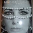 ELIZABETH TAYLOR: MY LOVE AFFAIR WITH JEWELRY (Hardcover) TABLE BOOK by ELIZABETH TAYLOR!