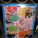 """I LOVE LUCY """"RECIPES"""" 5 PIECE MAGNET SET - BRAND NEW!"""