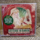 """LETTERS TO SANTA""-A HOLIDAY MUSICAL COLLECTION-UNITED STATES POSTAL SERVICE EXCLUSIVE CD-BRAND NEW!"