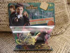 HARRY POTTER Silly Bandz HOUSES-SLYTHERIN RAVENCLAW GRYFINDOR by Forever Collectibles-NEW!