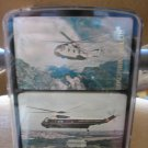 VINTAGE HELICOPTER PLAYING CARDS - SIKORSKY CLUB - BRAND NEW - SEALED!