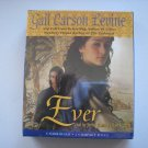 EVER by Gail Carson Levine - Read by Jenna Lamia and Oliver Wyman - 4 COMPACT DISCS - BRAND NEW!