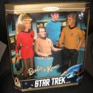 "BARBIE & KEN ""STAR TREK 30th ANNIVERSARY"" COLLECTOR'S EDITION GIFTSET - 1996 by MATTEL - NEW in BOX!"